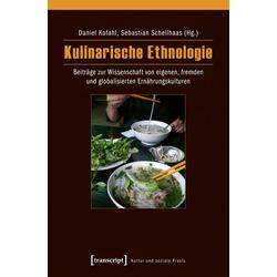 Kulinarische Ethnologie als Buch von