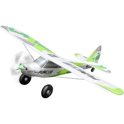 Multiplex RR FunCub NG grün Weiß, Grün RC Motorflugmodell RR 1410mm