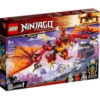 Lego Ninjago Kais Feuerdrache 71753
