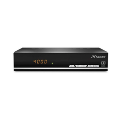 Strong SRT 7007 HDTV-Sat-Receiver schwarz SAT-Receiver