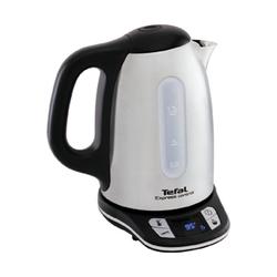 Tefal EXPRESS CONTROL KI 240 D Wasserkocher & Toaster - Weiß / Schwarz