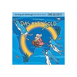 Das Rheingold - Hörbuch