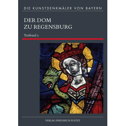Der Dom zu Regensburg als Buch von