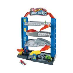 Mattel® Spielzeug-Auto Hot Wheels Stunt-Garage Spielset, Parkhaus inkl. 1