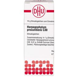 HARPAGOPHYTUM PROCUMBENS C 30 Globuli 10 g
