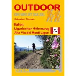 Ligurischer Höhenweg Outdoorhandbuch 161