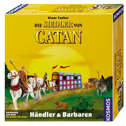 KOSMOS CATAN Händler & Barbaren Brettspiel