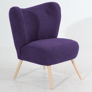 Max Winzer Sessel violett 70 x 69 x 86