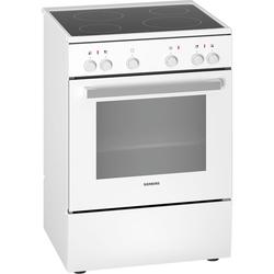 Siemens HK5P00020 Elektro-Standherde - Weiß