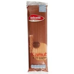 Felicetti BIO Kamut Spaghetti - Spaghetti mit Kamutmehl, 500g