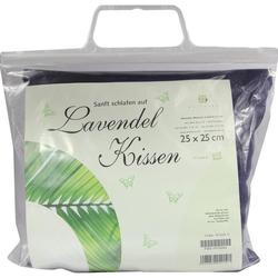 Lavendel Kissen 25x25