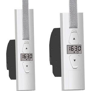 SuperRollo GW255 elektrischer Gurtwickler, Display & Komfort, Unterputz & GW250 elektrischer Gurtwickler, Display & Komfort, Unterputz, für 23 mm, Rolladenantrieb elektrisch, Rollladen bis 45 kg