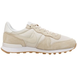 Nike Wmns Internationalist beige-white/ white-gum, 40