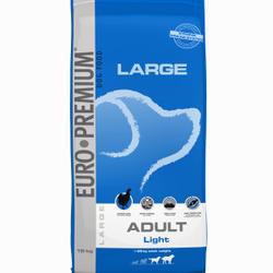 Euro Premium Large Adult Light hundefutter 15 kg