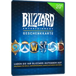 Battle.net Gift Card - 20 EUR