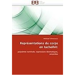 Représentations du corps en tachelhit:. Abdelaali Talmenssour  - Buch