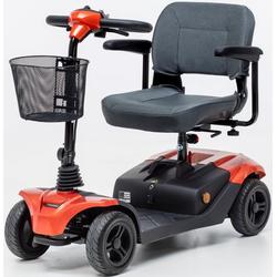 mobilis Elektromobil Scooter M34+, 340 W, 6 km/h rot