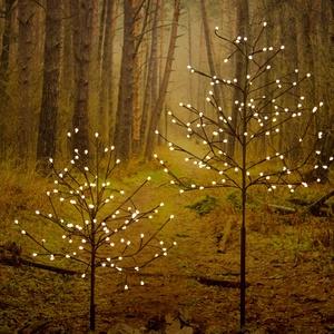 Konstsmide LED Lichterbaum, 240 warmweiße Dioden