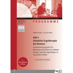 HED-I Häusliche Ergotherapie bei Demenz: eBook von Wiebke Flotho/ Corinna Siebold