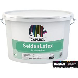 NEU Caparol Seidenlatex ELF Latexfarbe  12.5 L seidenglänzend scheuerbeständig