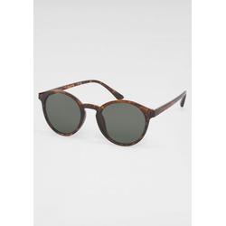 PRIMETTA Eyewear Sonnenbrille mit leicht getönten Gläsern braun