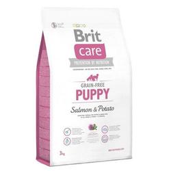 BRIT Care Dog  Grain-Free Puppy Salmon & Potato 3kg