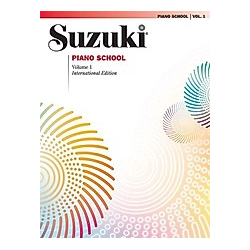 Suzuki Piano School  New International Edition. Shinichi Suzuki  - Buch