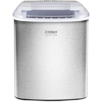 CASO DESIGN IceChef Pro Eiswürfelbereiter, 12 kg/24h 120 W Edelstahl,