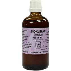 Biokliman Tropfen