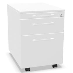 Palmberg Rollcontainer ORGA PLUS 1-3-6 mit Griffen - viele Farben