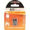 Ansmann LR23 Spezial-Batterie 23A Alkali-Mangan 12V 2St.