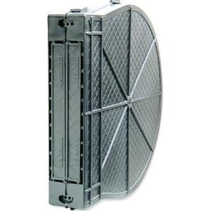 Schellenberg 52900 Mauerkasten für Einlasswickler und elektrische Gurtwickler MAXI, Lochabstand 18,5 cm, Gurtkasten aus PVC