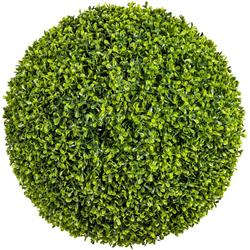 Kunstpflanze Buchsbaumkugel Buchsbaum, Creativ green, Höhe 49 cm