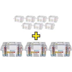 Micro (AAA)-Batterie Alkali-Mangan 1.5V 1St.