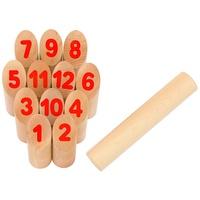 GoKi Number Kubb Wikingerspiel 56853
