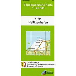Heiligenhafen 1 : 25 000 - Buch