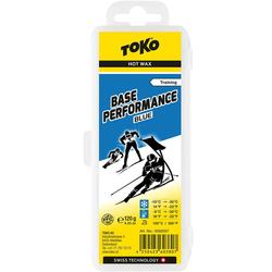 Toko Base Performance Hot Wax Skiwachs blue