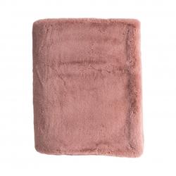 Plaid PORTLAND rosa (BL 130x200 cm)