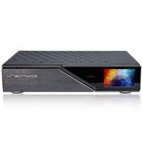 DreamBox DM920 UHD - Digitaler Multimedia-Receiver - Schwarz (13438-200)