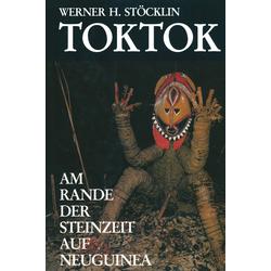 Toktok als Buch von Stöcklin