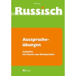 Russisch für Anfänger Ausspracheübungen als Buch von Lamp Edith/ Edith Lampl