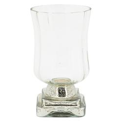 matches21 HOME & HOBBY Kerzenständer Kerzenglas verspiegelt Kerzenhalter
