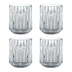 Nachtmann Gläser-Set Jules Becher 4er Set 305 ml, Kristallglas