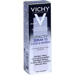 VICHY LIFTACTIV Serum 10 Augen & Wimpern Creme 15 ml