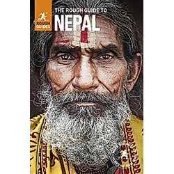 The Rough Guide to Nepal. Guides Rough  - Buch