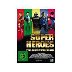 Superheroes - Voll echte Superhelden DVD