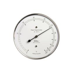 Fischer Barometer Echthaar Hygrometer, Außenbereich Innenwetterstation