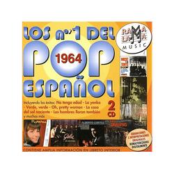 VARIOUS - Los no 1 del POP espanol 1964 (CD)