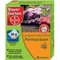BAYER Permaclean Langzeit-Unkrautfrei 10 x 50 g