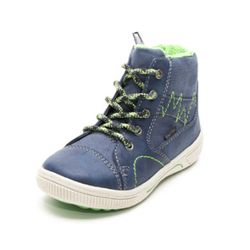 Be Mega Boys Sneakerstiefel night-lime